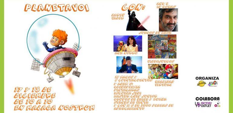 actividades infantiles centro málaga nostrum