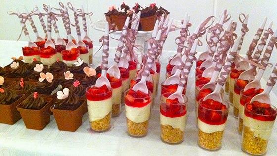 comida para tu fiesta de cumpleaños