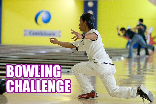 Bowling Mannequing Challenge