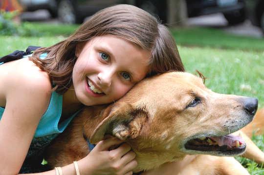 5 Trucos para que tus hijos jueguen de manera segura con perros