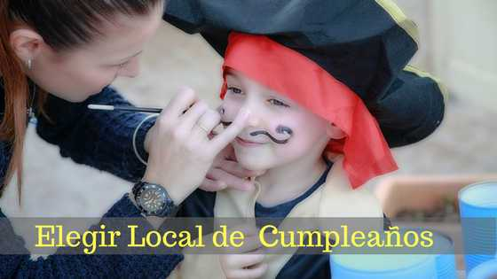 Cómo elegir el local para celebrar cumpleaños ideal