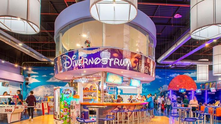 Ven a nuestro Centro de Ocio en Málaga: Divernostrum