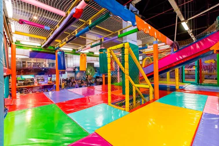 El Parque Infantil de mayor dimensión en Málaga