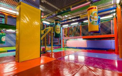 El mayor parque infantil de Málaga en Divernostrum