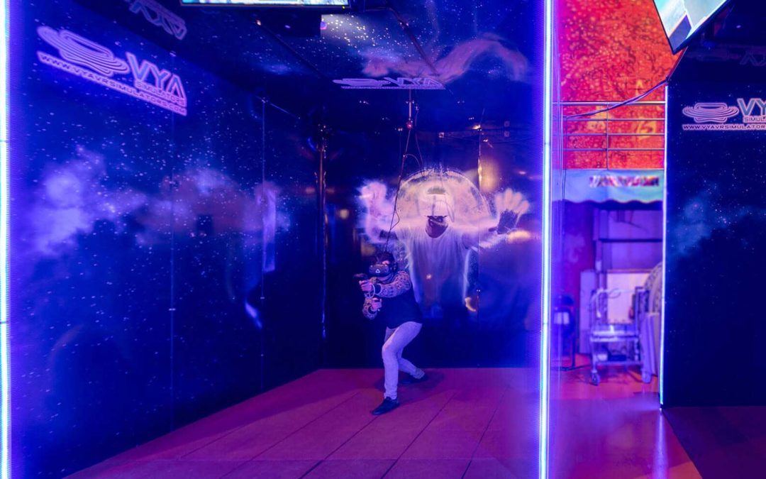La Realidad Virtual llega a nuestro Centro de Ocio en Málaga