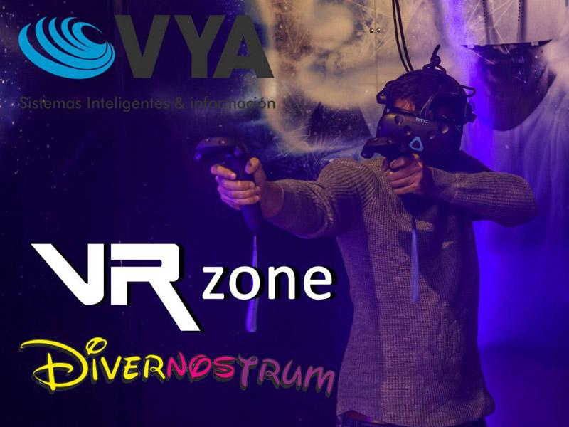 Prueba los mejores juegos de realidad virtual en Málaga